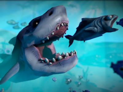 Feed and Grow: Fish Simulator
