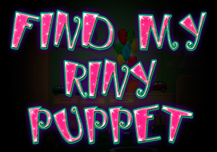 Find My Riny Puppet