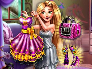 Find Rapunzel