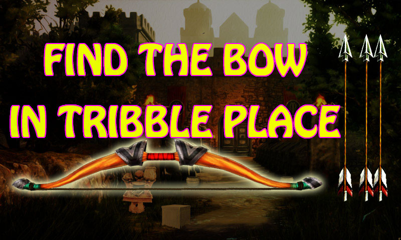 Find The Bow In Tribble Place
