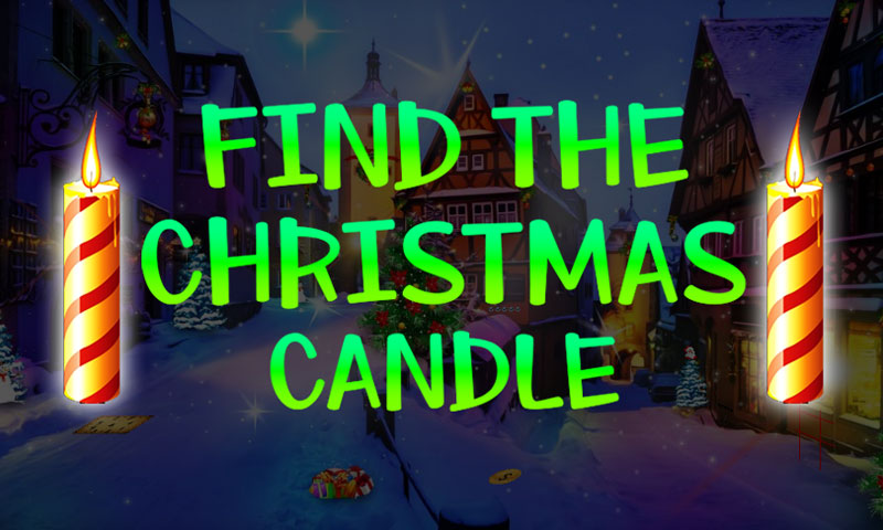 Find The Christmas Candle