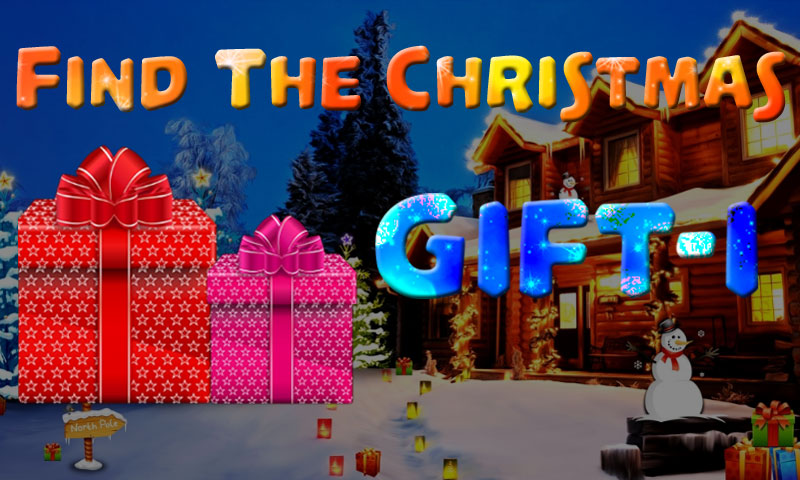 Find The Christmas Gift 1