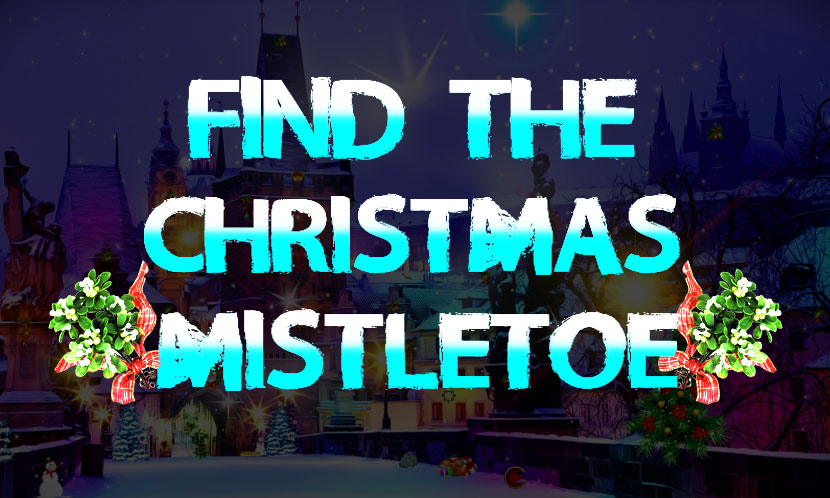 Find The Christmas Mistletoe