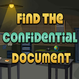 Find the confidential document