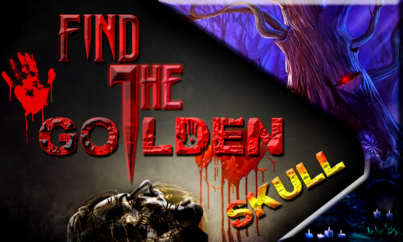 Find The Golden Skull