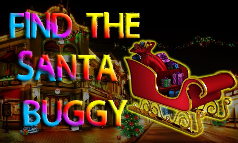 Find The Santa Buggy
