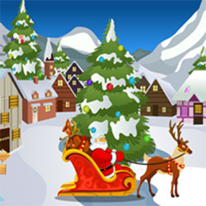 Find The Santa Cap