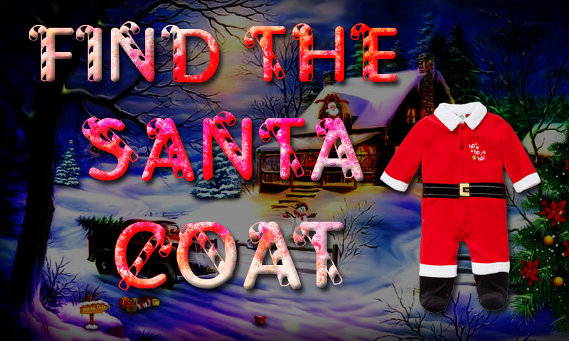 Find The Santa Coat