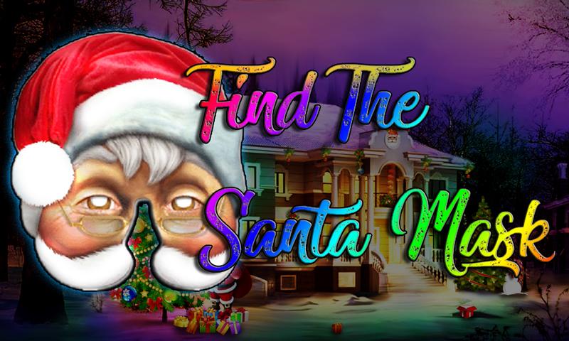 Find The Santa Mask