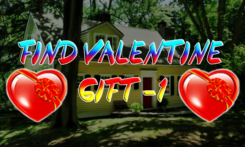 Find Valentine Gift 1