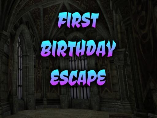 First Birthday Escape