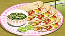 Fish Tacos: Sara