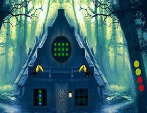 Forest Hut Escape