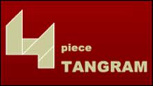 Four Piece Tangram