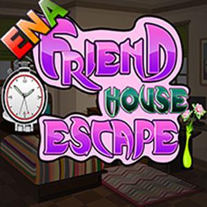 Friend House Escape