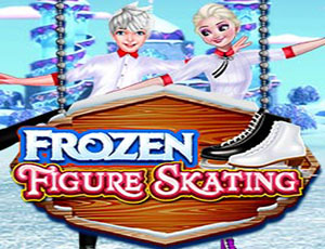 Frozen Figure Skating