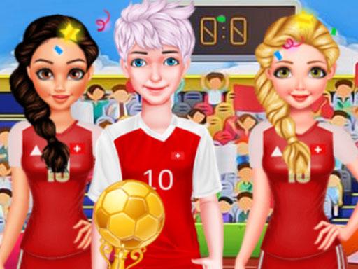 Frozen Soccer Worldcup 2018