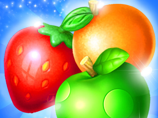 Fruit Farm Frenzy