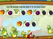 Fruits Patterns