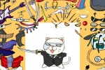 Funny Cat Dress Up