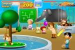 Funny Zoo Battle