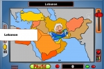 Geography Game - Middle East