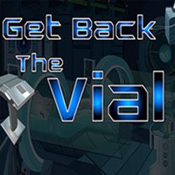 Get back the vial
