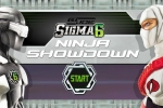 GI Joe Sigma 6 Ninja Showdown