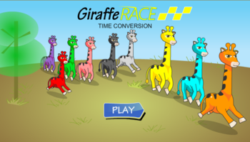 Giraffe Dash Time
