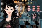 Girl In Black Makeover