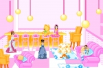 Girl's Party Decoration