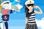 Girls' Navy Uniform