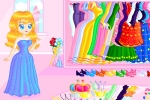 Glitter Princess Dress Up