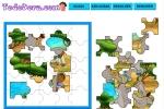 Go Diego Go Safari Jigsaw Puzzle