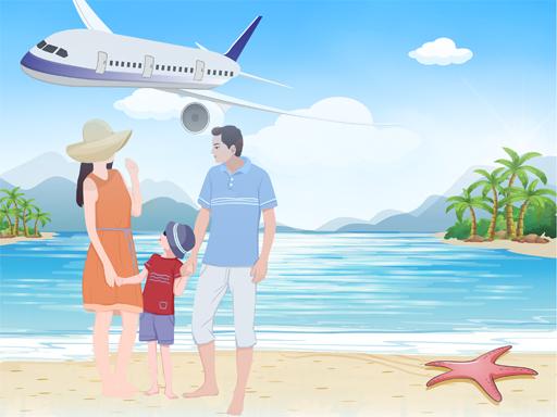Go Travel Puzzle