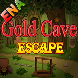 Gold Cave Escape