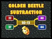 Golden Beetle Subtraction