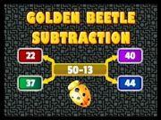 Golden Beetle Subtraction