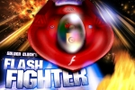 Golden Clock Flash Fighter