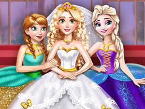 Goldie Princess Wedding H5