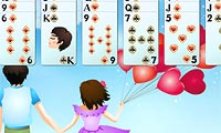 Golf Solitaire: First Love