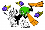 Goofy Online Colouring Pages