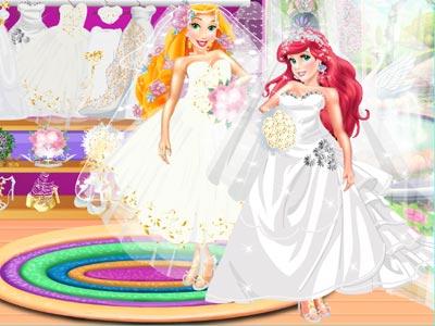 Gorgeous Princesses Wedding Boutique