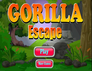Gorilla Escape : Escape Games 40