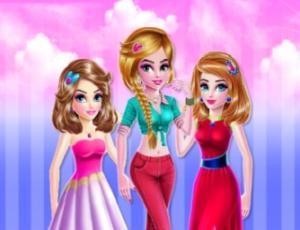 Gossip Girls Divas In Highschool