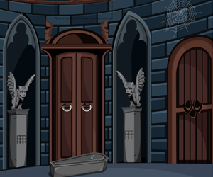 Gothic Vampire Castle Escape