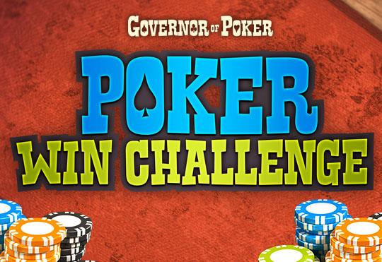 Governor of Poker  Poker Challenge