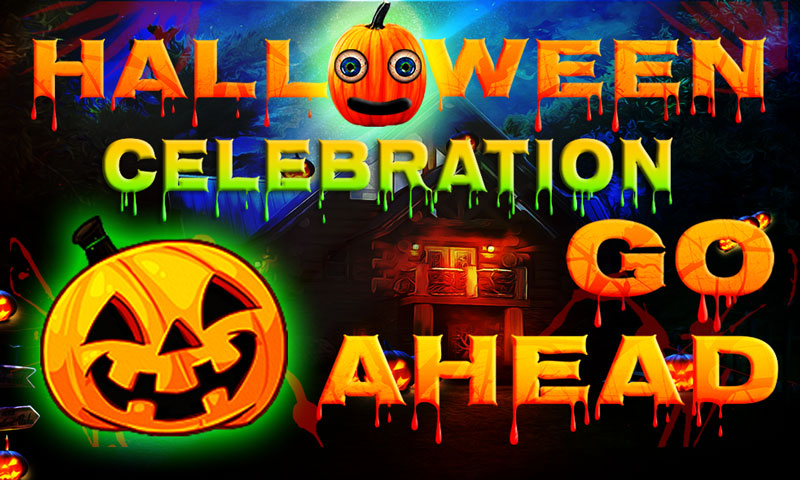 Halloween Celebration Go Head