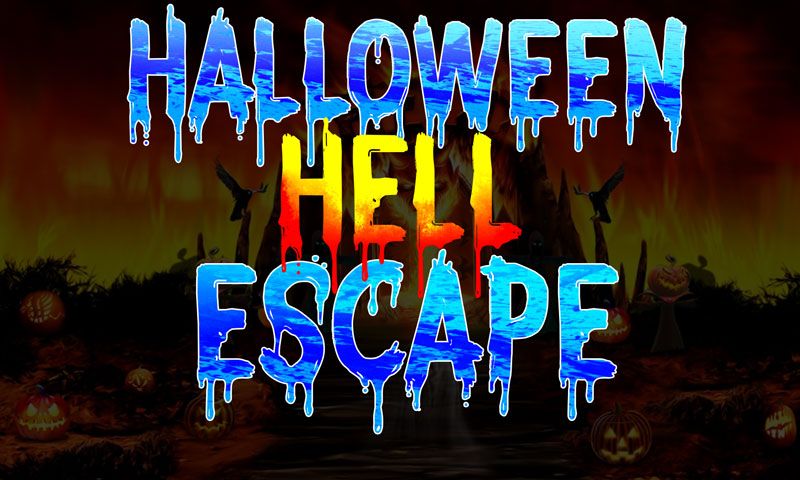 Halloween Hell Escape
