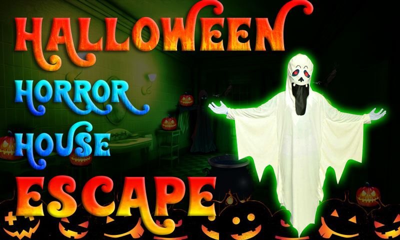 Halloween Horror House Escape